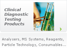 Clinical Diagnostic Testing Products