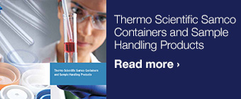 Samco Containers and Sample Handling