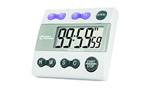 Traceable™ Four-Channel Alarm Timer