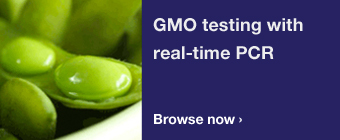 GMO testing with real-time PCR