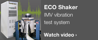 ECO Shaker IMV vibration test system